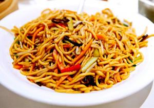mix lo mein